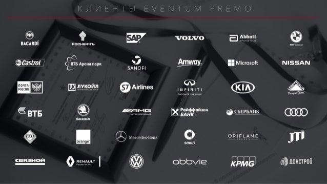 EVENTUM PREMO КЕЙСЫ