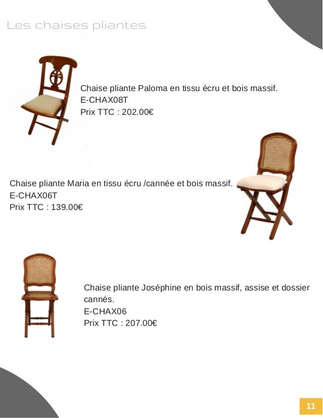 chaise pliante pliante de chaise everart lea everart chaise lea de 8nyvm0PNwO