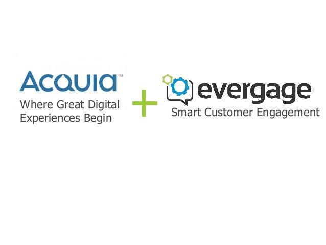 Where Great Digital                      Smart Customer EngagementExperiences Begin