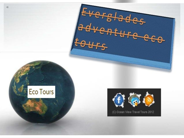 Everglades adventure eco tours
