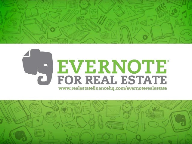 WHAT IS EVERNOTE?