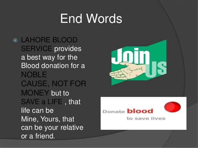 Every blood donor is a hero