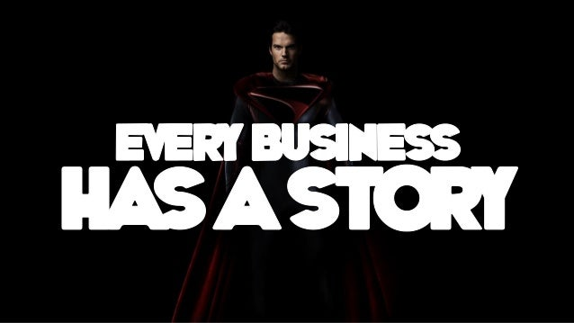 Every Business Has A Story