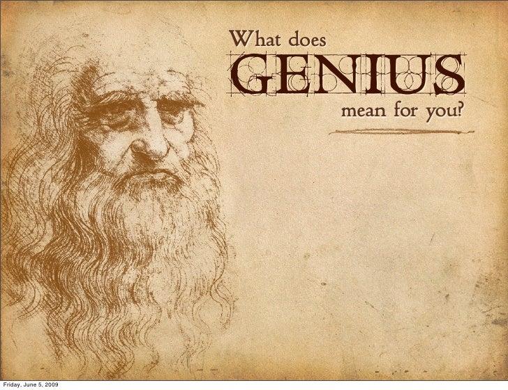 Everyday Genius: 9 Steps to Awaken Your Creative Genius Slide 3