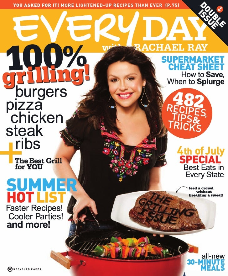 Every day with rachael ray 2010 06-07