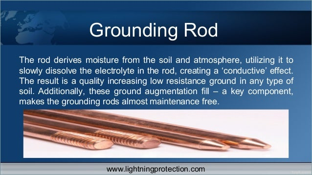 Every engineer must choose chemical grounding rod