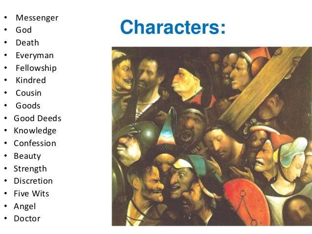 good deeds characters