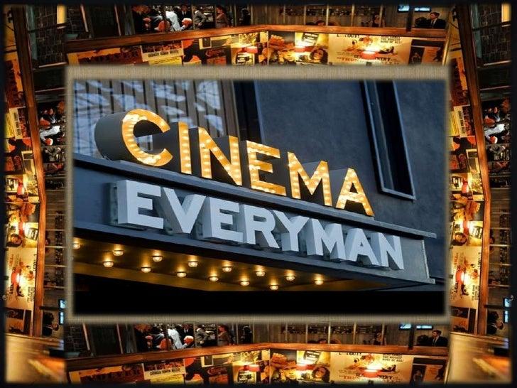 EVERYMAN CINEMA  BAKER STREET