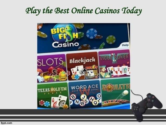 best online casino pokies