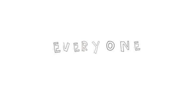 we need every one.