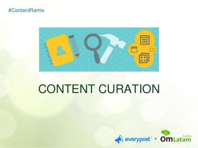 #ContentRemix
