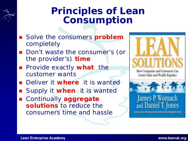 principles of lean supply chain Lean supply chain management is an essential component of the lean manufacturing system learn the principles of lean supply chains and.