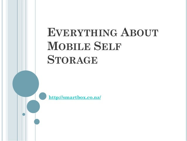 EVERYTHING ABOUTMOBILE SELFSTORAGEhttp://smartbox.co.nz/