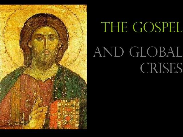 the gospeland globalcrises