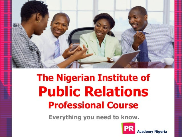 applying academic public relations to professional The power of public relations in schools l aura c arlsmith & j high-quality professional development: public relations program can.