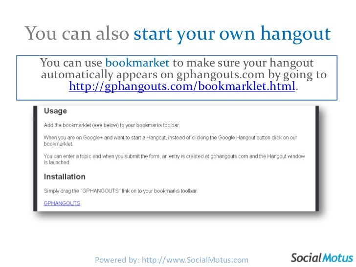 """Looking for somewhere to """"hangout"""" on Google +? <br />Go to http://gphangouts.com/to find a directory of Public Google+ Ha..."""