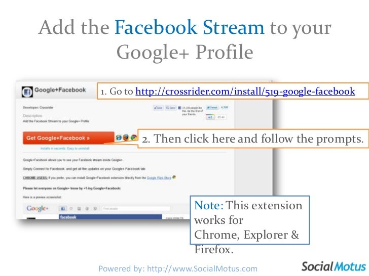 Some greatChromeextensions<br />Powered by: http://www.SocialMotus.com<br />