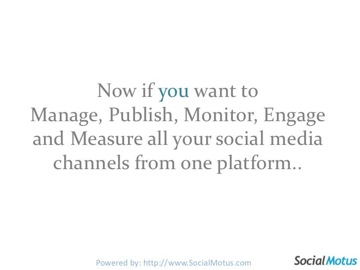 To keep up-to-date with the latest news & tips on Google + & other social media sites, visit http://socialmotus.com/blog<b...