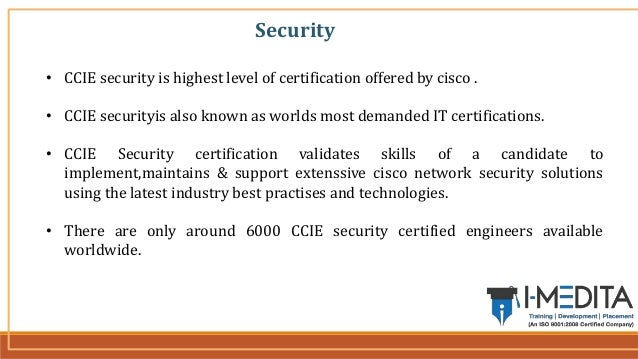Everything you need to know about CCIE - Cisco Certified