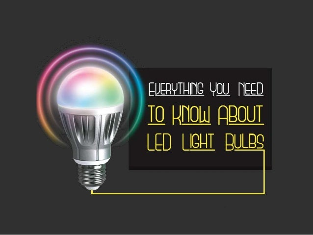 Everything About LED Lamp