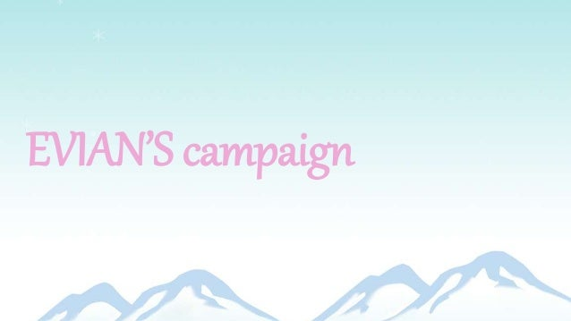 64 Best Branding case study: Evian images   Ad design ...