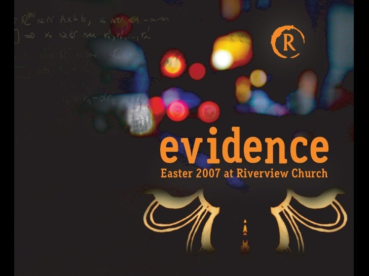 Easter 2007 at Riverview Church