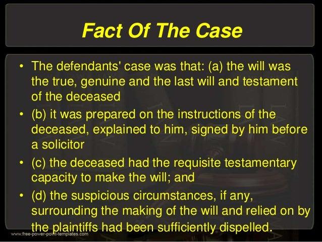Evidence law Slide 3