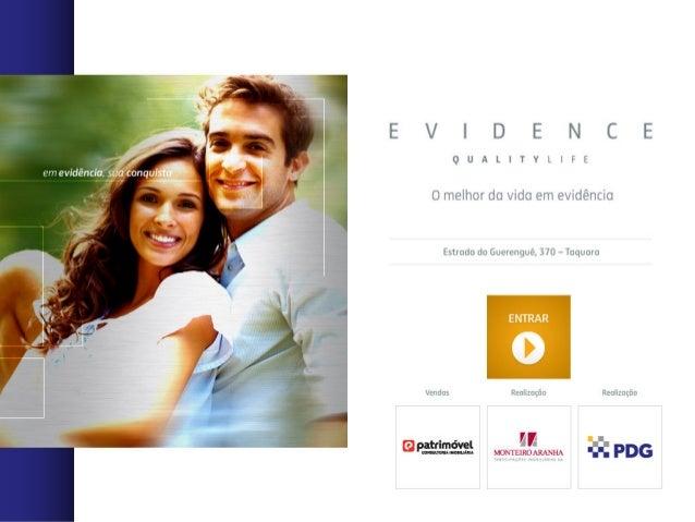 Evidence Quality Life - Vendas (21) 3021-0040 - ImobiliariadoRio.com.br