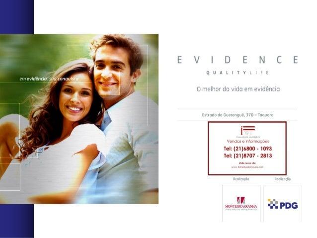 Evidence Quality Life - Taquara Jacarepaguá - (21) 6800-1093