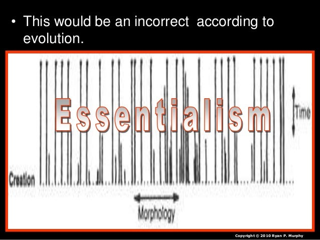 Evidences of Evolution, Biology Lesson PowerPoint