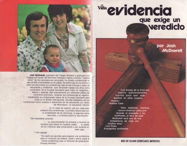 EVIDENCIA QUE EXIGE UN VEREDICTO pdf