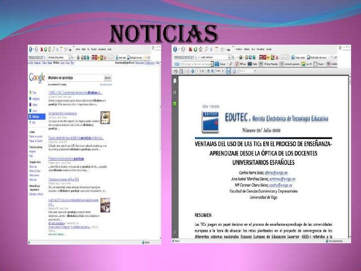 Noticias<br />