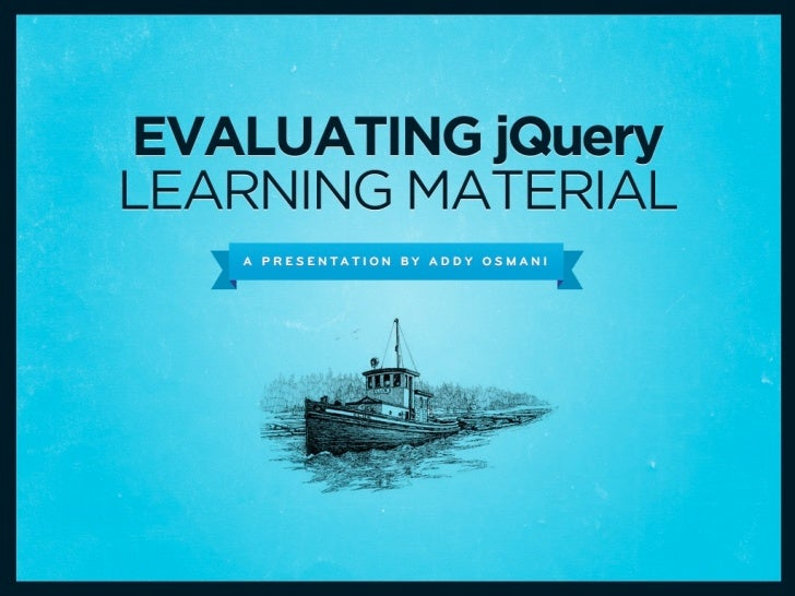 Who is this for?• Beginners• Intermediate developers unsure of how to  evaluate 'stale' learning material• Lecturers unsur...