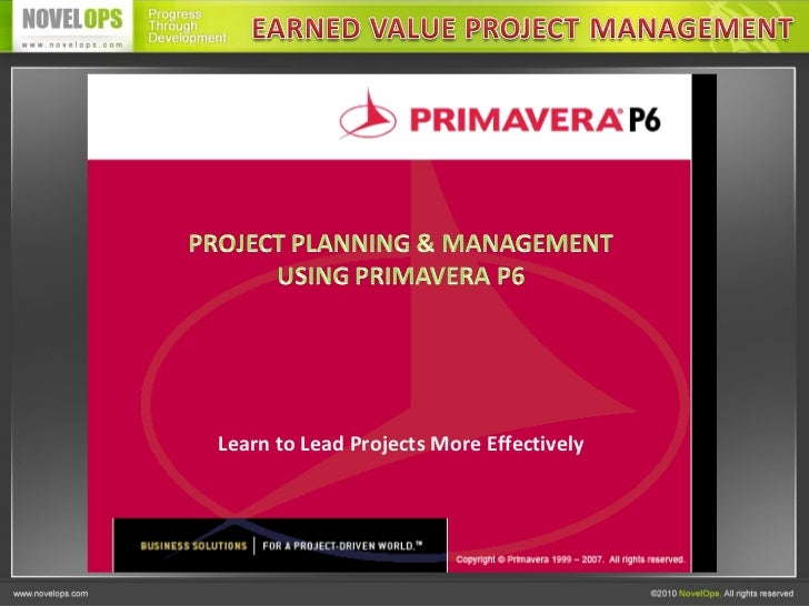 Learn to Lead Projects More Effectively
