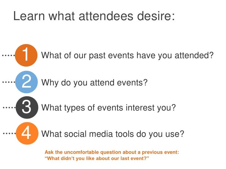 How to excel at event marketing with social media