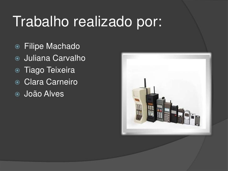 Trabalho realizado por:<br />Filipe Machado<br />Juliana Carvalho<br />Tiago Teixeira<br />Clara Carneiro<br />João Alves<...