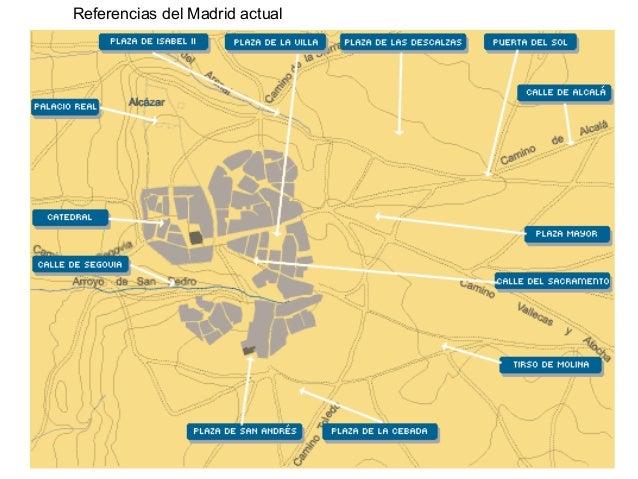 Evolución histórica del asentamiento poblacional de Madrid Slide 3