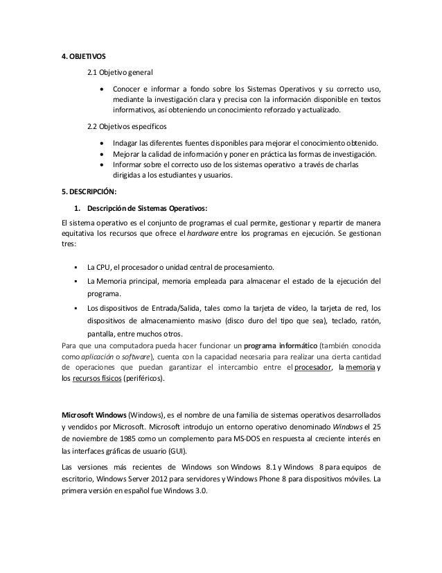 Evolución y utilización de los Sistemas Operativos Slide 2