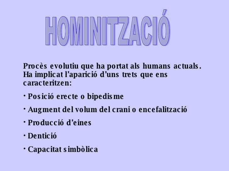 Evolucio Humans Slide 3