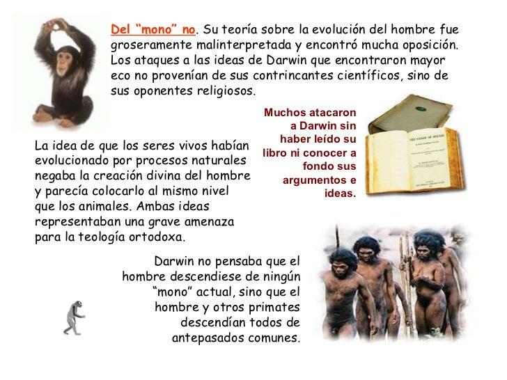 Evolución 3.- Teorías evolutivas