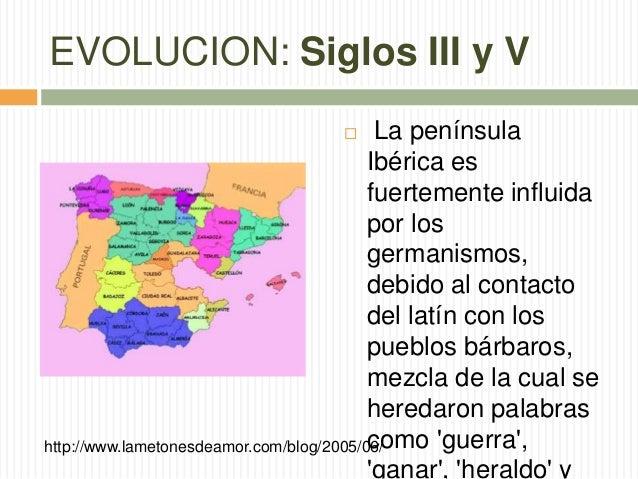 Evolucion De La Lengua Espanola A Traves De La Historia