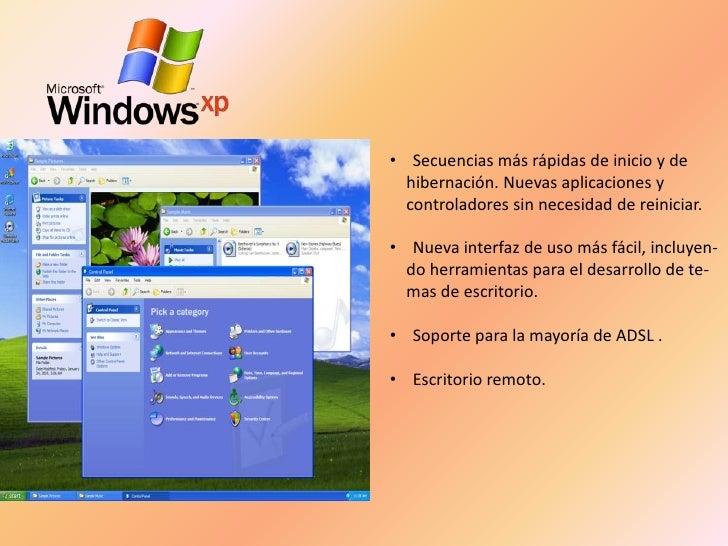 Evolucion de los sistemas operativos - Reiniciar escritorio remoto ...