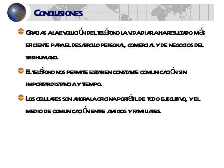 Evolucion telefono estructura trabajo completo for Oficina de empleo telefono informacion
