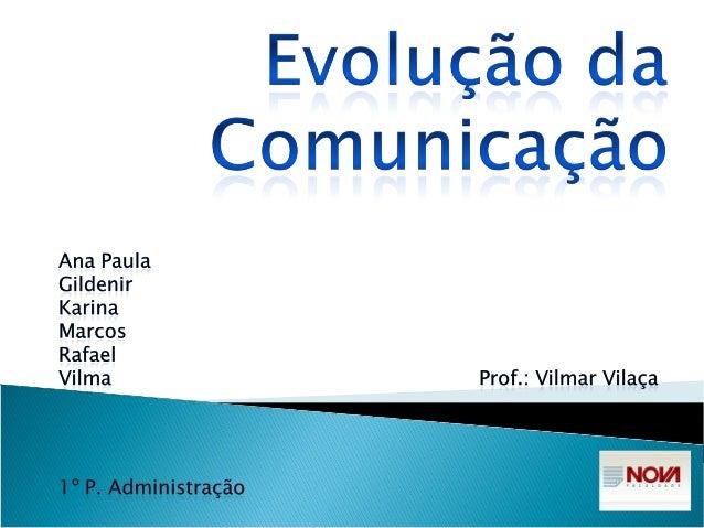 A evolução da comunicação é um marco histórico que revolucionou o mundo, desde os primatas até os dias atuais. Para entend...