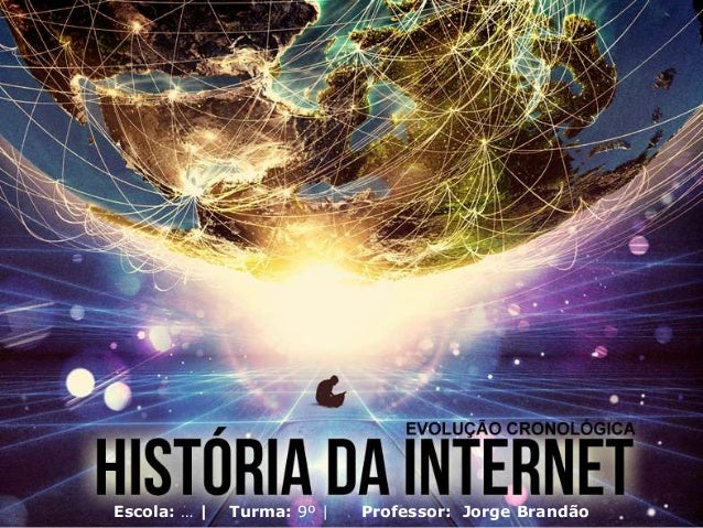 Escola: … |   Turma: 9º |   Professor: Jorge Brandão