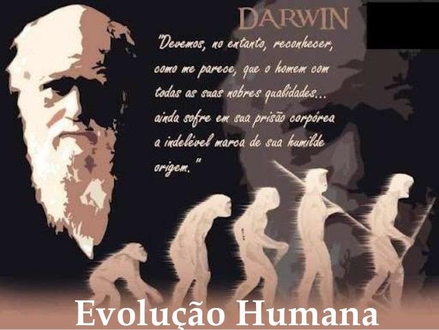 Evolução Humana