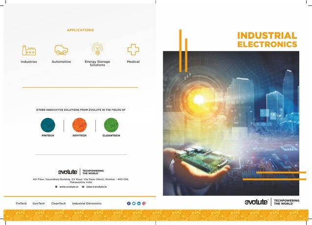 Switching Power supply SMPS By Evolute Solutions Private Limited