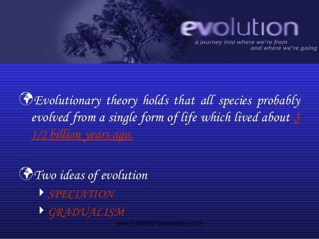 evolution of literature essay