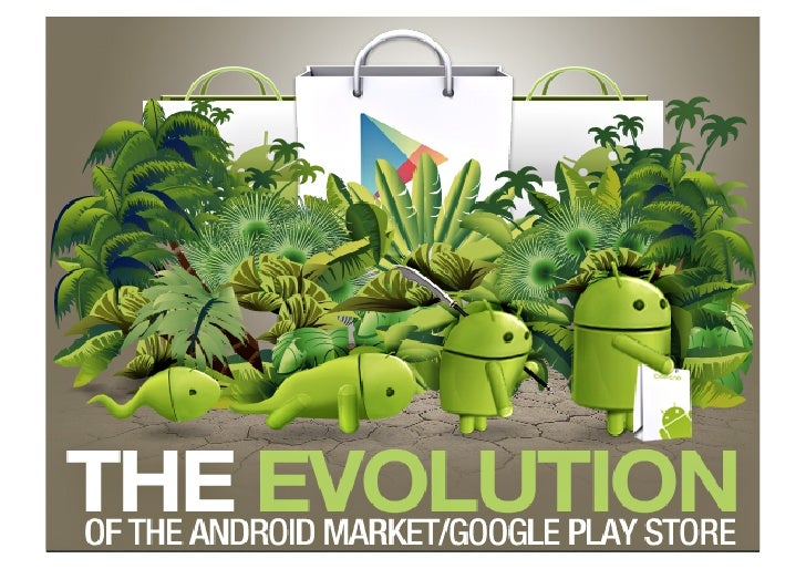 Evolution google-android play