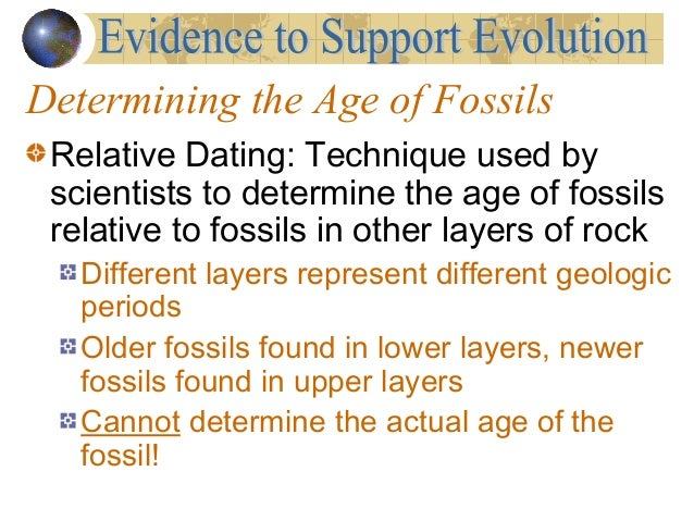 how do scientist use radioactive dating to determine the age of a fossil